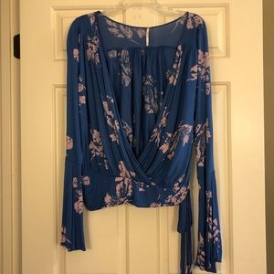 Free People Casual Blouse